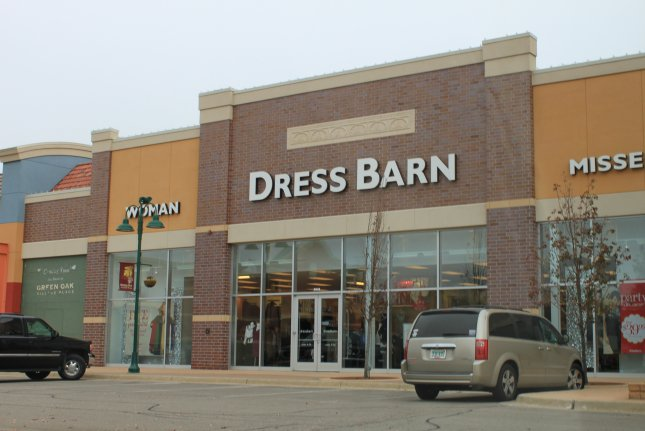 Ascena Retail Group said it would close between 250 and 650 retail locations, mostly clothing stores like Dress Barn. File Photo by Dwight Burdette/Wikipedia