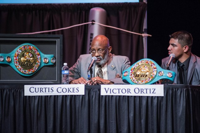 Former world champion boxer Curtis Cokes had been in hospice care for a week before he died Friday of heart failure. Photo courtesy of Texas A&M University-Commerce/Wikimedia Commons