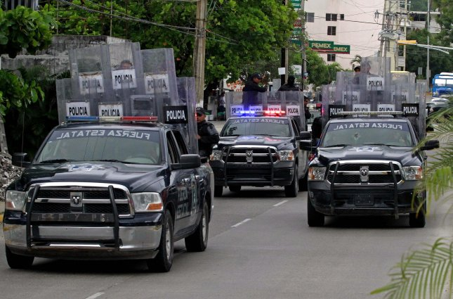 Mexico takes control of Acapulco police force over alleged drug gang infiltration