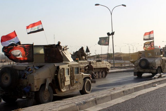 Amid escalating skirmishes in northern Iraq, the federal government said it has concerns about sovereignty regarding talk of recent oil contracts. Photoby Afan Abdulkhaleq/EPA-EFE