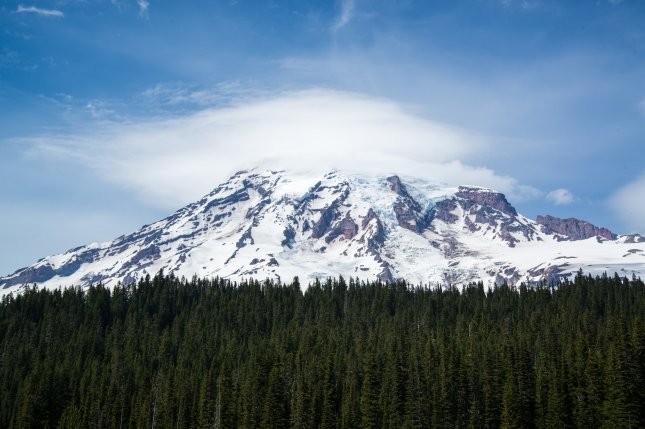 Another hiker went missing on Washington's Mount Rainier during the weekend. Park officials already were searching for two others who disappeared the previous weekend. File photo by Somporn Cholsiripunlert/Shutterstock