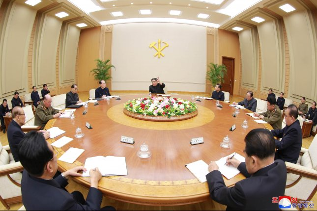 Korea convenes legislative session, Kim not present: KCNA