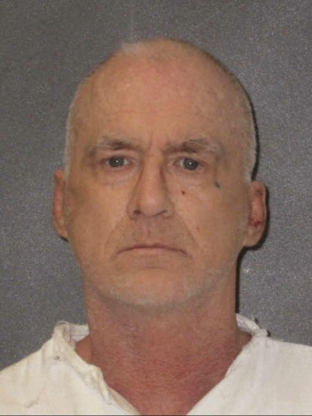 Tracy Beatty was originally scheduled to be executed Wednesday. File Photo courtesy of the Texas Department of Criminal Justice