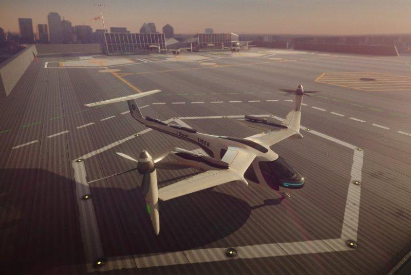 UberAir looking at self-flying vehicles -- by 2020