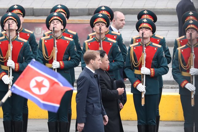 """Hundreds of North Korean nationals remain in Russia amid the coronavirus pandemic and """"deepening ties"""" between the two countries. File Photo by Yonhap"""