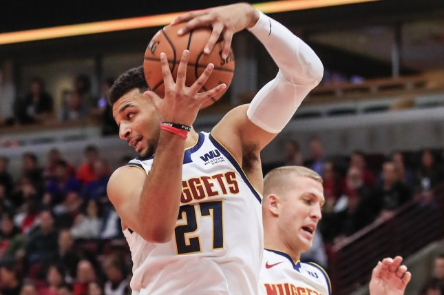 Hot-shooting Jamal Murray leads Nuggets against Grizzlies