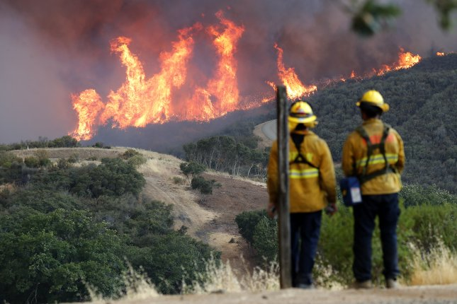 Yolo County Vegetation Fire Jumps to 1700 Acres