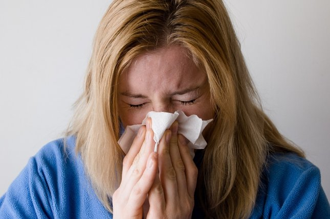 A new drug that helps control flu symptoms after one dose has been given fast-track consideration by the Food and Drug Administration. Photo by Mojpe/Pixabay