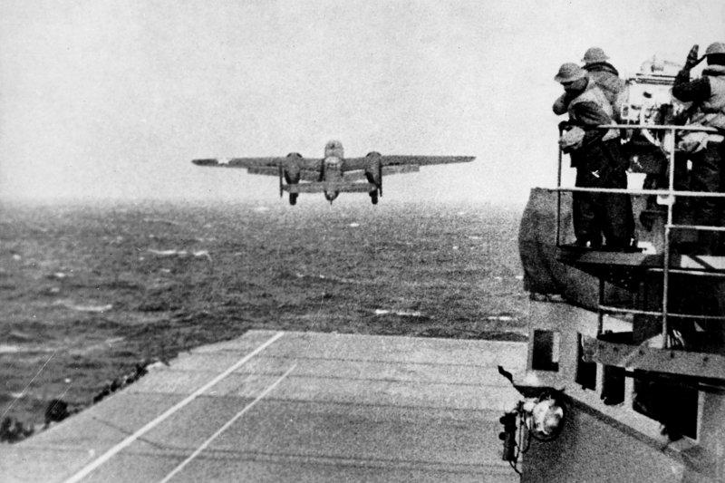 Researchers find wreckage of WWII aircraft carrier USS Hornet - UPI com