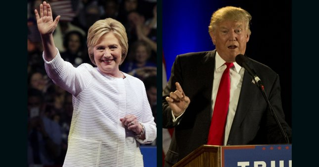 Donald Trump and Hillary Clinton are nearing the end of the vetting process and are expected to announce their vice presidential nominees in the coming weeks. UPI file photos