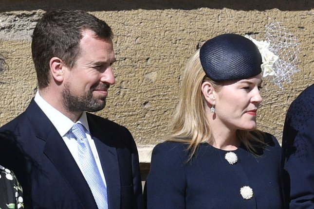 Peter Phillips (L) and his wife, Autumn Phillips, split after 12 years of marriage. File Photo by Neil Hall/EPA-EFE