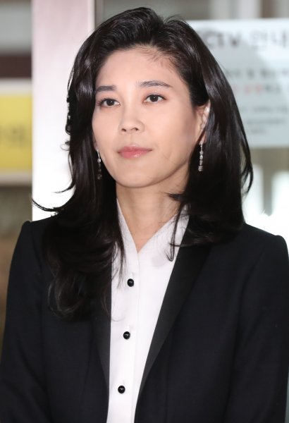 Samsung heiress and CEO of Hotel Shilla Lee Boo Jin is being investigated for allegedly taking propofol between January and October 2016. (Yonhap)