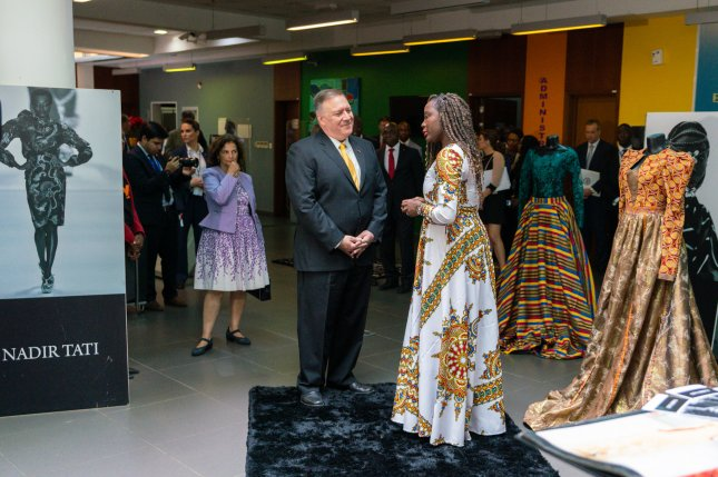 Mike Pompeo visits Angola on second stop of 3-nation ...