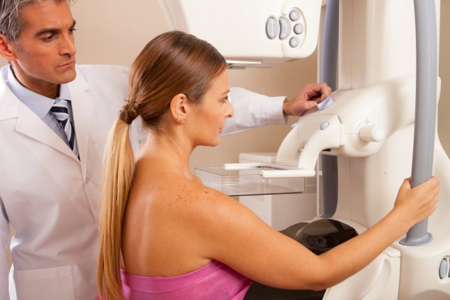 Women traditionally undergo a mammogram to determine breast cancer. A new optical imaging system could help determine which patients with a diagnosis will best respond to chemotherapy. Photo by CristinaMuraca/Shutterstock