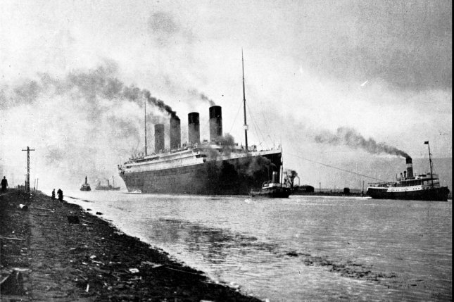 On April 10, 1912, the RMS Titanic left port in Southampton, England, beginning its fateful voyage. File Photo courtesy National Archives