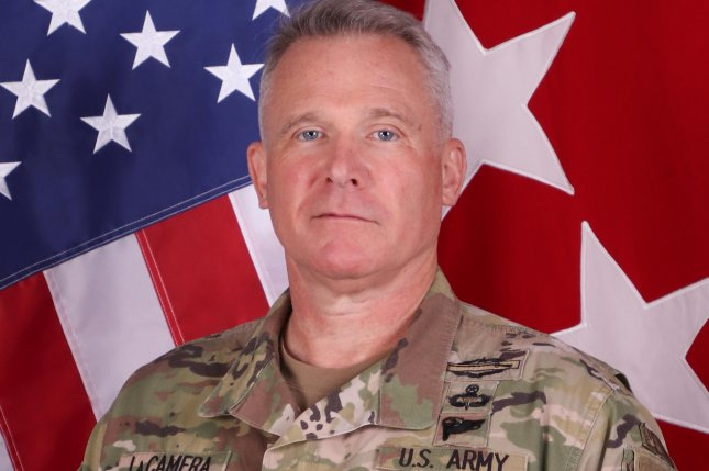 U.S. Army Pacific Commander Gen. Paul LaCamera, 57, is expected to be the next commander of U.S. Forces Korea, according to South Korean press reports. Photo courtesy of U.S. Army Pacific