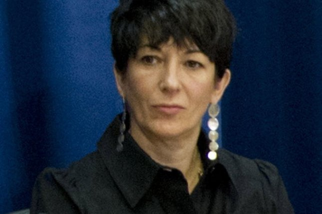 British socialite Ghislaine Maxwell was described as an extreme flight risk Monday by federal prosecutors who advised a Southern District of New York judge to deny a proposed $5 million personal bond. File Photo by Rick Bajornas/ EPA-EFE