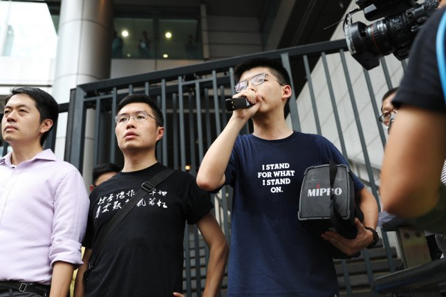 Hong Kong arrests activists before major protest