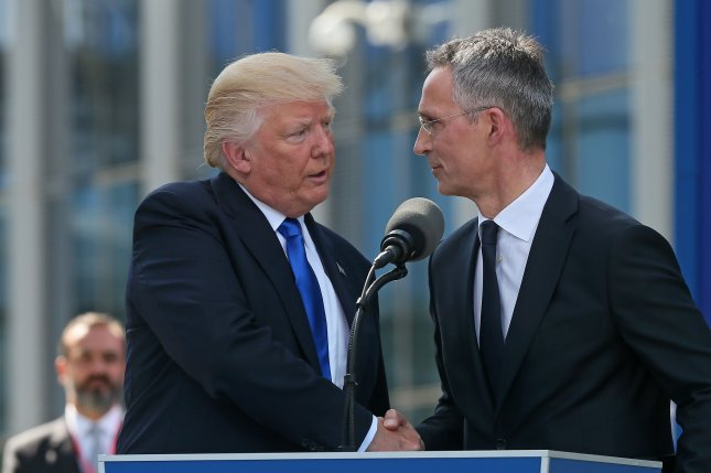 Trump scolds fellow NATO leaders: Spend more for military
