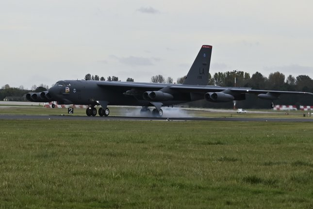 North Korea criticized Japan for participating in air force exercises that included the deployment of a U.S. B-52H strategic bomber. File Photo courtesy of U.S. Air Force