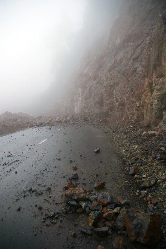 One killed in rockslide triggered by earthquake in Venezuela