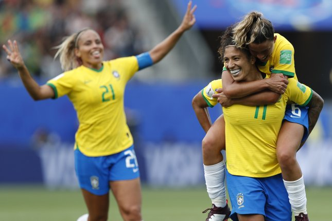 Brazil announce equal pay for women and men's teams