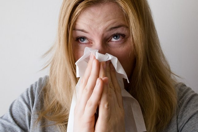 Several studies, including one published in the new edition of the journal mBio, suggests previous exposure to the common cold may protect some people from COVID-19. Photo by Mojpe/Pixabay