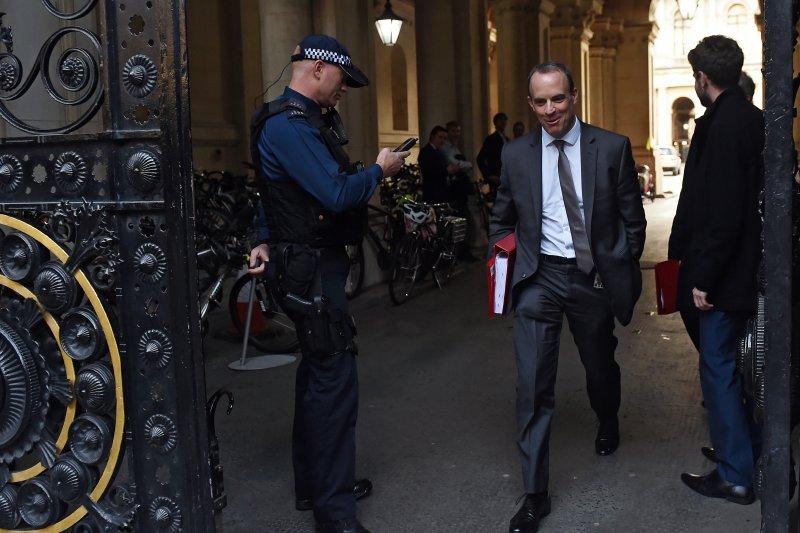 Brexit, pension secretaries quit in protest over proposed ...