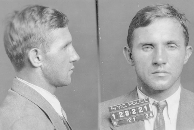 On February 13, 1935, Bruno Richard Hauptmann was convicted of America's most colossal crime, and a jury determined that he would forfeit his life in the electric chair for the murder of baby Charles A. Lindbergh, Jr. File Photo courtesy of the Flemington Police Department