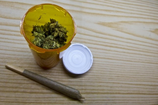 A new analysis suggests some forms of medical marijuana may be stronger than necessary for pain management. File photo by Circe Denyer/publicdomainpictures