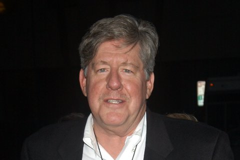 Edward Herrmann arrives at the world premiere of Intolerable Cruelty in Beverly Hills Sept. 30, 2003. Herrmann, who portrayed Richard Gilmore on Gilmore Girls, died in December 2014. File Photo by Featureflash/Shutterstock