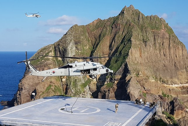 North Korea condemned Japan for asserting sovereignty over the Dokdo Islets, which is currently under South Korean administration. File Photo by Yonhap