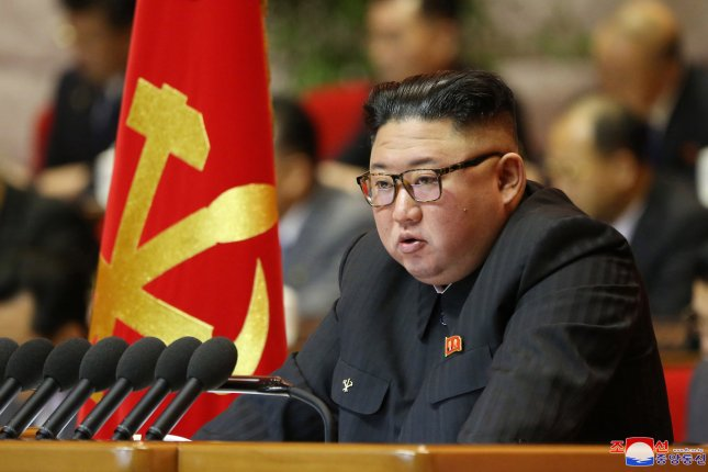 Opaque COVID-19 policies in North Korea are enabling further repression, Human Rights Watch said in a new report on Kim Jong Un's government. File Photo by KCNA/EPA-EFE