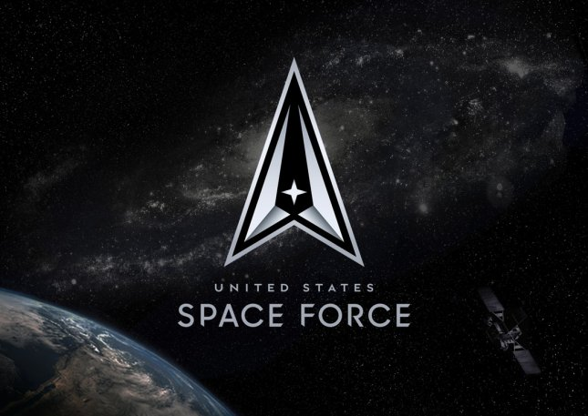 The United States Space Force on Wednesday unveiled its official logo. Illustration by Staff Sgt. James Richardson/U.S. Space Force