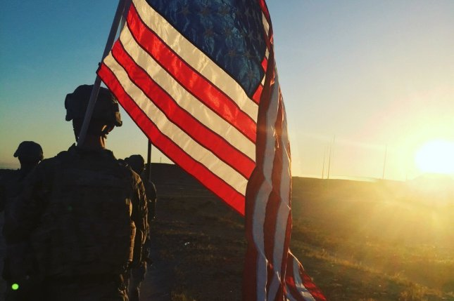 According to a new Gallup poll, nearly 80 percent of U.S. citizens have a great deal or quite a lot of confidence in the U.S. military -- the Pentagon's highest rating in nearly two decades. Photo by Spc. Middleton/U.S. Army National Guard/UPI