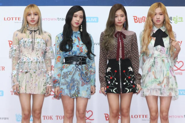 Black Pink shared a teaser ahead of the release of its new single and EP. File Photo by Yonhap News Agency/EPA