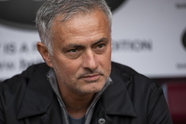 Manchester United fired former coach Jose Mourinho in December. Photo by Peter Powell/EPA-EFE