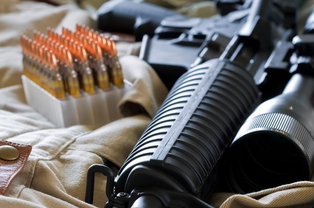 Members of Congress, the NRA and residents have challenged a proposed ban on the public sale of 5.56mm armor-piercing bullets. File Photo by Eugene Berman/Shutterstock