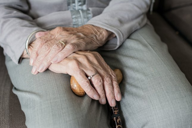 Many older adults with depression say they won't seek treatment, a new survey has found. Photo by Sabine van Erp/Pixabay
