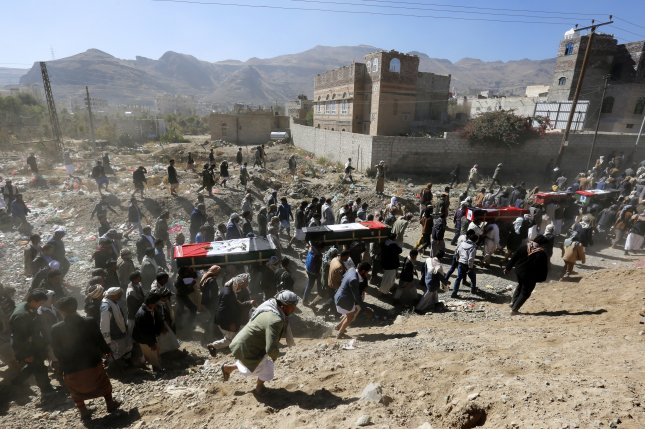 Saudi-led airstrikes in Yemen kill 109 people in 10 days