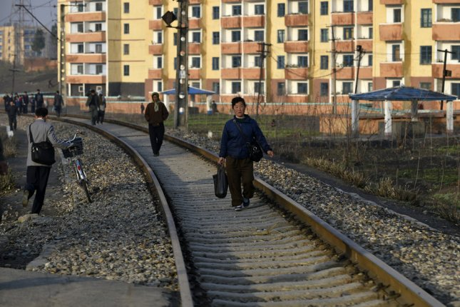 Could be better: daily life in Pyongyang, North Korea. Photo by Franck Robichon/EPA