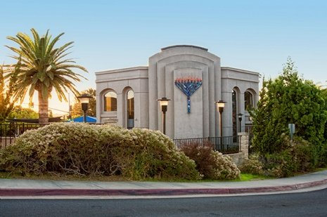 One man has been detained in connection with the shooting at the Chabad of Poway synagogue near San Diego. Photo courtesy Chabad of Poway
