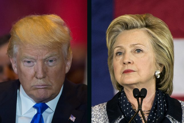 Donald Trump trails Hillary Clinton 51 percent to 39 percent in the latest Washington Post/ABC News poll conducted last week. UPI File Photo