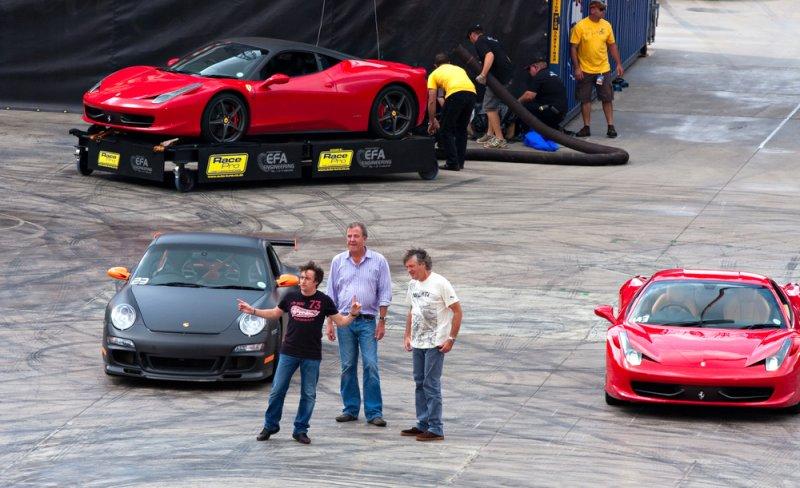 James May To Host The BBCs Building Cars Live UPIcom - Top gear car show