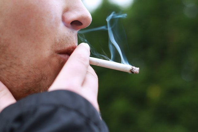 COVID-19 symptoms worsened more among current and former smokers, a new study found. Photo courtesy of Max Pixel