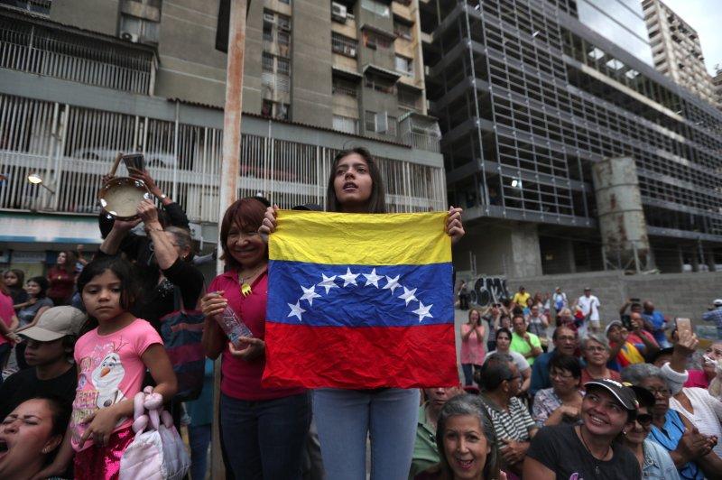 American Airlines Cuts Flights To Venezuela Upi Com