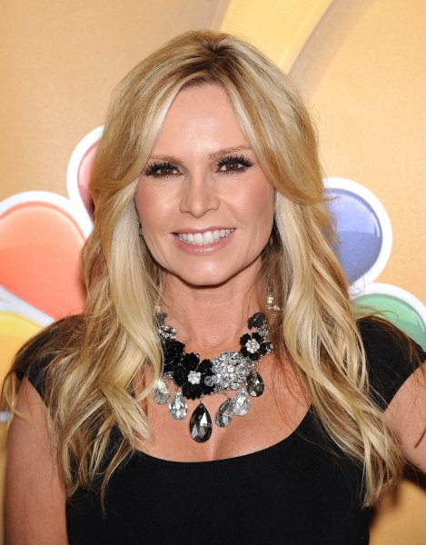 Tamra Judge attends the NBC all-star summer TCA party on July 27, 2013. The television personality called out her Real Housewives of Orange County co-stars Monday for questioning husband Eddie Judge's sexuality. File Photo by DFree/Shutterstock