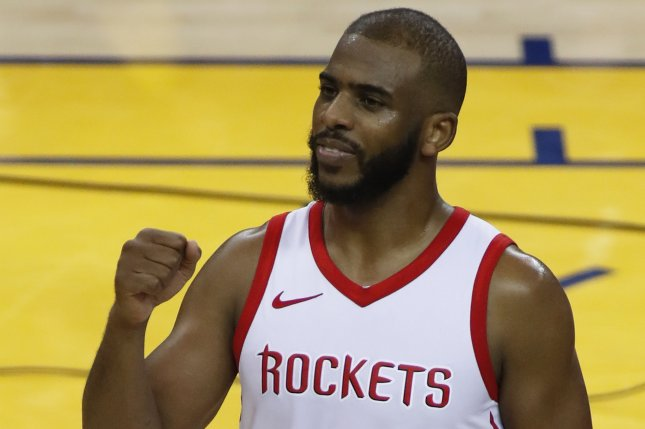 Rockets Star In Serious Danger Of Missing Game 7 With Ailing Hamstring