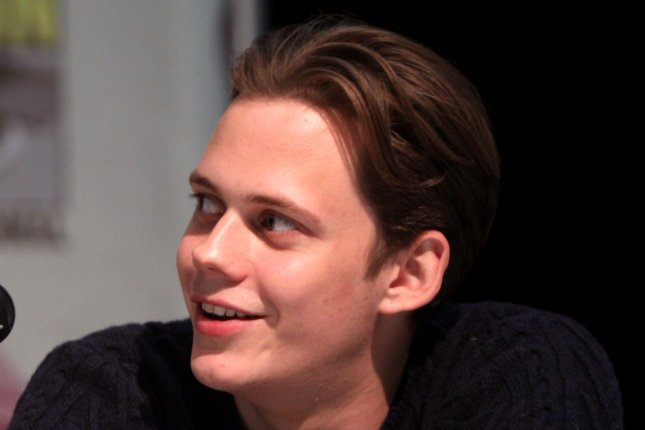 Bill Skarsgard at WonderCon on March 29, 2013. The actor plays Pennywise the Clown in a new adaptation of Stephen King's It. File Photo by Gage Skidmore/WikiCommons