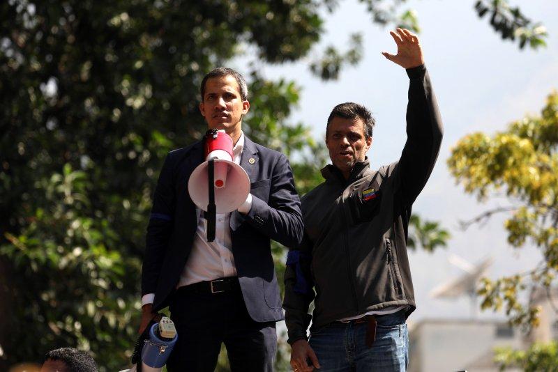 In a powerful signal to Venezuelans, Leopoldo López joins resistance